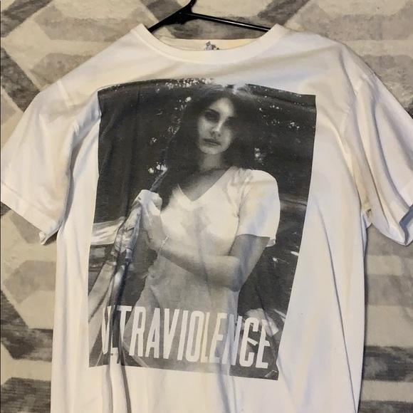 Shirts Lana Del Rey T Shirt Poshmark